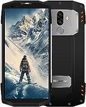 Outdoor Smartphone, Blackview BV9000 Pro Smartphone de 5.7 Pulgadas (6GB RAM, 128GB ROM, 4180mAh Batería, Cámara Dual de 13+5 MP, Android 7.1 Movil Antigolpes, WiFi, Bluetooth, NFC, GPS + GLONAS)
