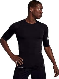 nike 3/4 sleeve football shirt