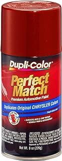 Dupli-Color EBCC04247 Chili Pepper Red Automotive Paint, 8. Fluid_Ounces
