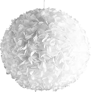 50 cm Stimmungslicht mit Fernbedienung Gartenlampe MaxxHome Kugelleuchte Kugellampe