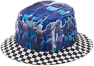 Vans Mens Hank Foto Bucket Hat Blue