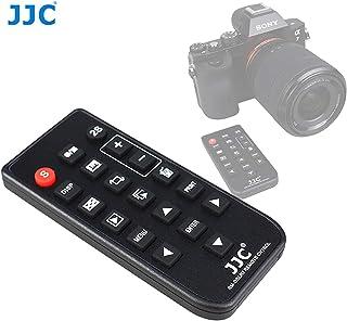 JJC RM-DSLR2 - Disparador inalámbrico Sony Alpha Negro