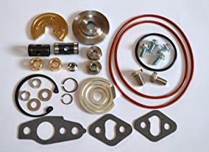Abcturbo Turbocharger Turbo Repair Kit Rebuild Kit CT20 CT26 for TOYOTA Land Cruiser Hiace CELICA 4WD 2L-T 2.4L 1HD-FT 1HDT 1HD-T 4.2L