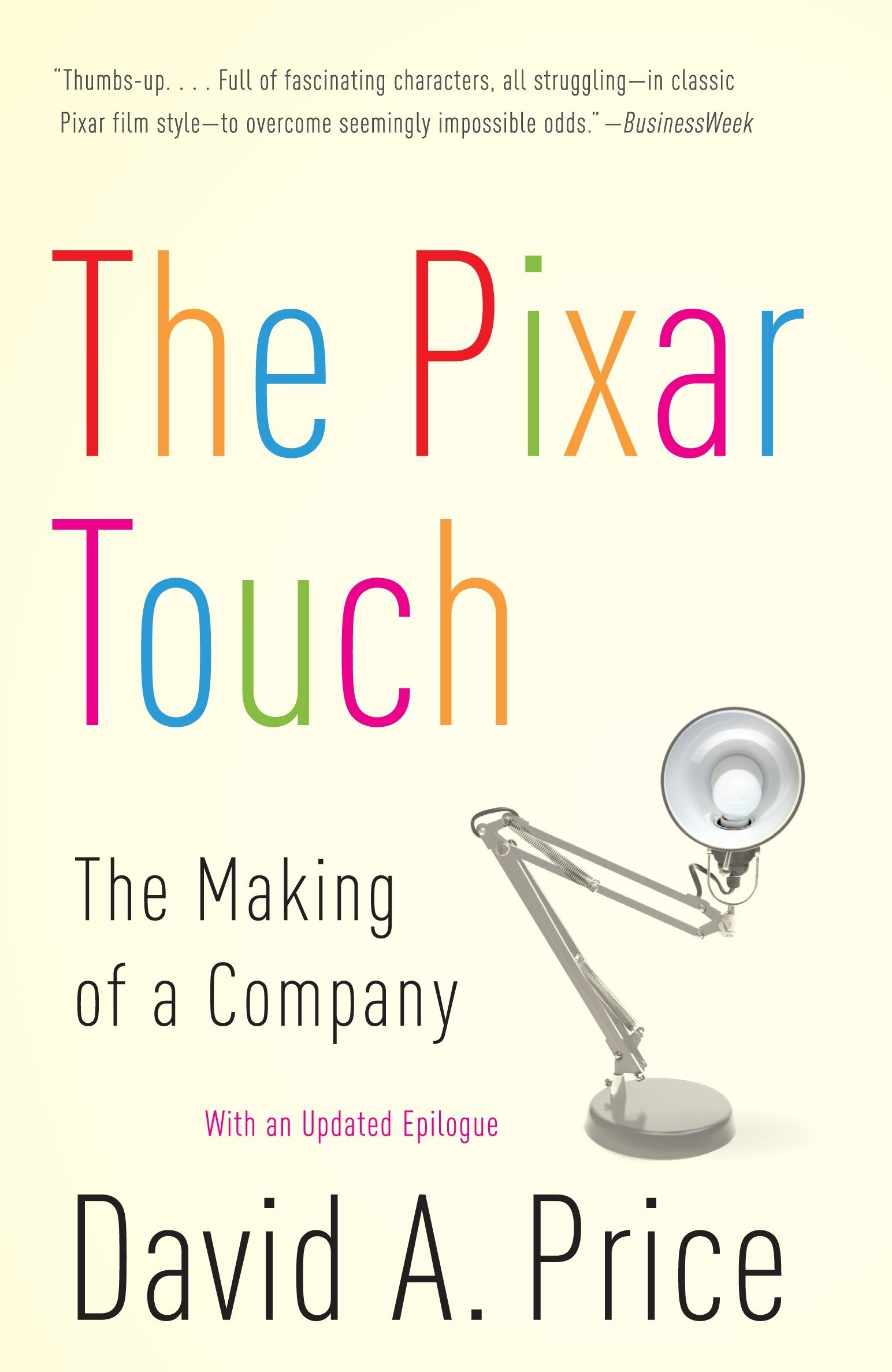 Download The Pixar Touch: The Making Of A Company 