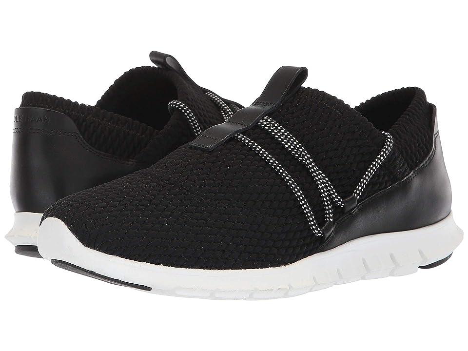 Cole Haan Zerogrand Quilted Sneaker (Black Quilt Stretch) Women