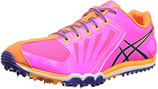 ASICS Women's Cross Freak Shoe,Magenta/Electric Blue/Hot Coral,8.5 M US