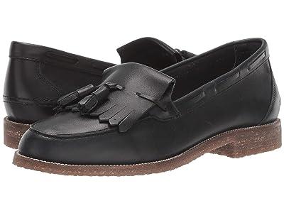 Seychelles Cloak (Black Leather) Women