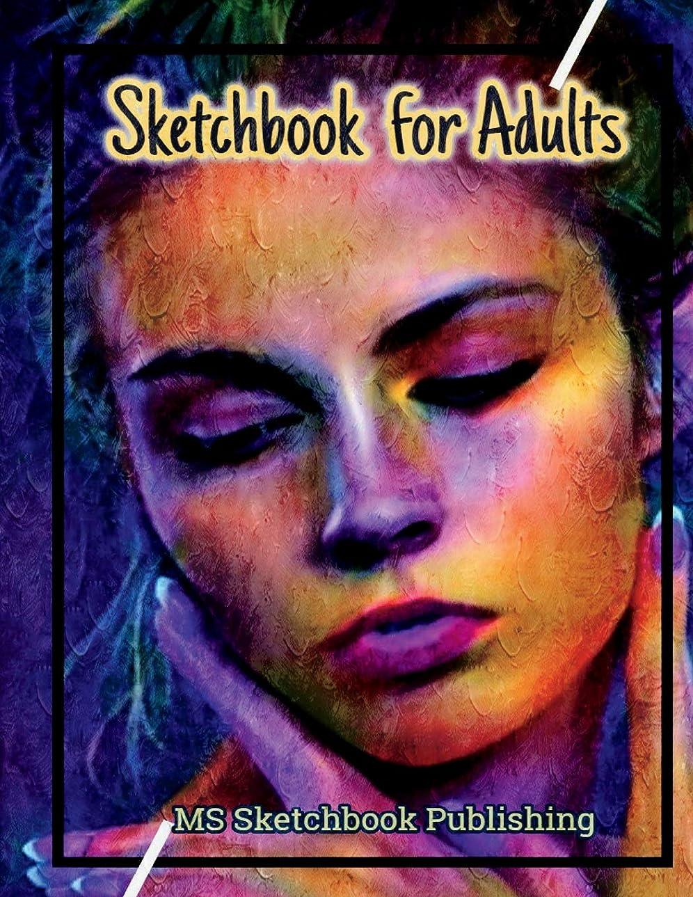 どれかから聞くプレフィックスSketchbook for Adults: Drawing & Sketchbook for Adults, Improving and Practicing Drawing & Doodling Skills, Art Journal for Adults (8.5x11 Inches, Beautiful Oil Painting Cover), 150 Blank Pages for Drawing, Sketching and Doodling(V9)