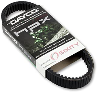 2013 for Arctic Cat Wildcat 4 1000 Drive Belt Dayco HPX ATV OEM Upgrade Replacement Transmission Belts