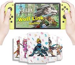 $20 » AIZIJI The Legend of Zelda Breath of The Wild NFC Cards, Link's Awakening Zelda Botw Game Rewards Card, Compatible with Sw...