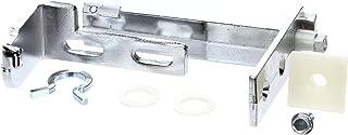 Beverage Air 40B34S022B-01 Right Hand Bottom Door Hinge Assembly, Chrome