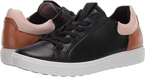 Black/Rose Dust/Lion Cow Leather/Cow Leather/Cow Nubuck