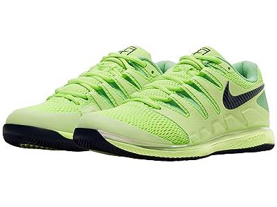 Nike Air Zoom Vapor X (Ghost Green/Blackened Blue/Barely Volt) Men