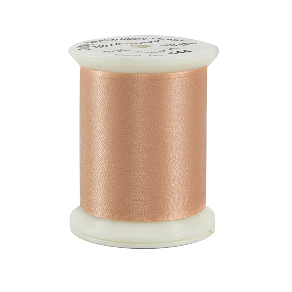 Superior Threads 12201-544 Nature Colors Nectar 40W Polyester Thread, 500 yd