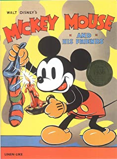 Bendon Publishing Walt Disney Vintage Collection: Mickey Mouse and His Friends
