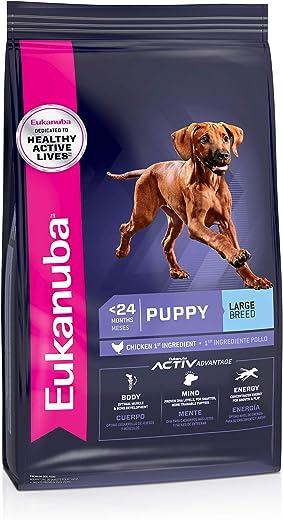 Eukanuba Puppy Dry Dog Food Chicken - Large Breed