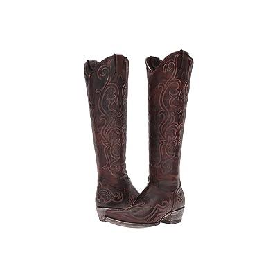 Old Gringo Dolce Stitch (Honey) Cowboy Boots