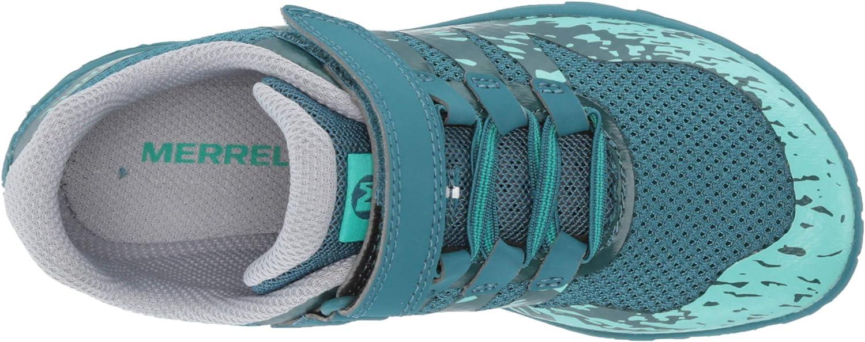 Merrell Trail Glove 5 A//C Zapatillas Deportivas para Interior Ni/ñas