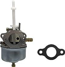 SHUmandala Carburetor Carb Replacement Tecumseh 632371 632371a Fits H70 & Hsk70 Engines Snow Thrower