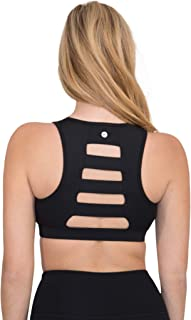 90 Degree By Reflex High Impact Full Support Ladderback Sports Bra