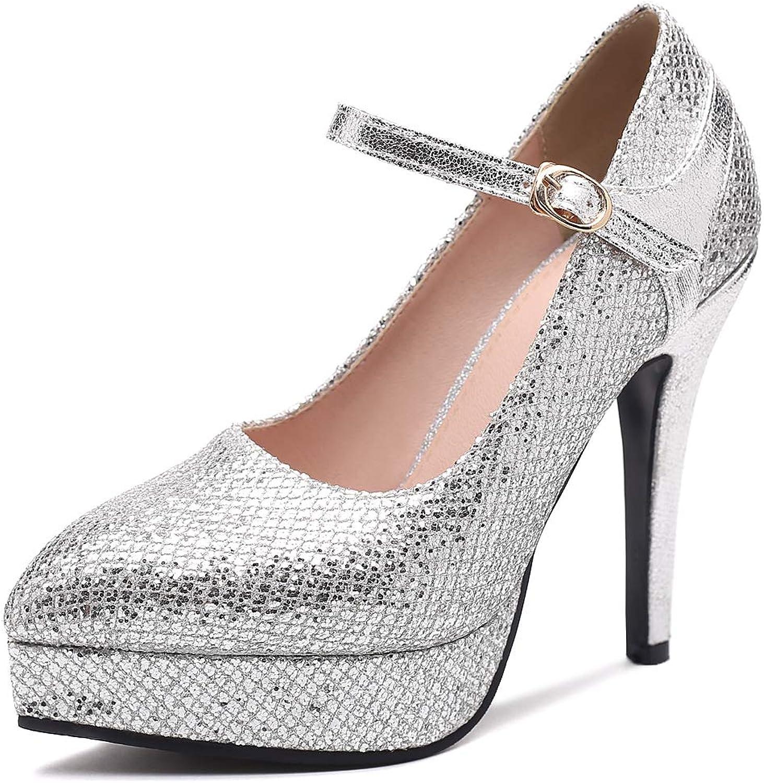 JIEEME Ladies Sexy Thin Heels Women Pumps Pointed Toe Single shoes Party Women shoes
