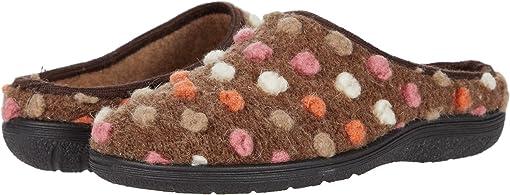 Brown Pom-Pom
