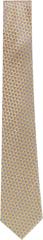 Charvet Men's Silk Patterned Neck Tie Necktie