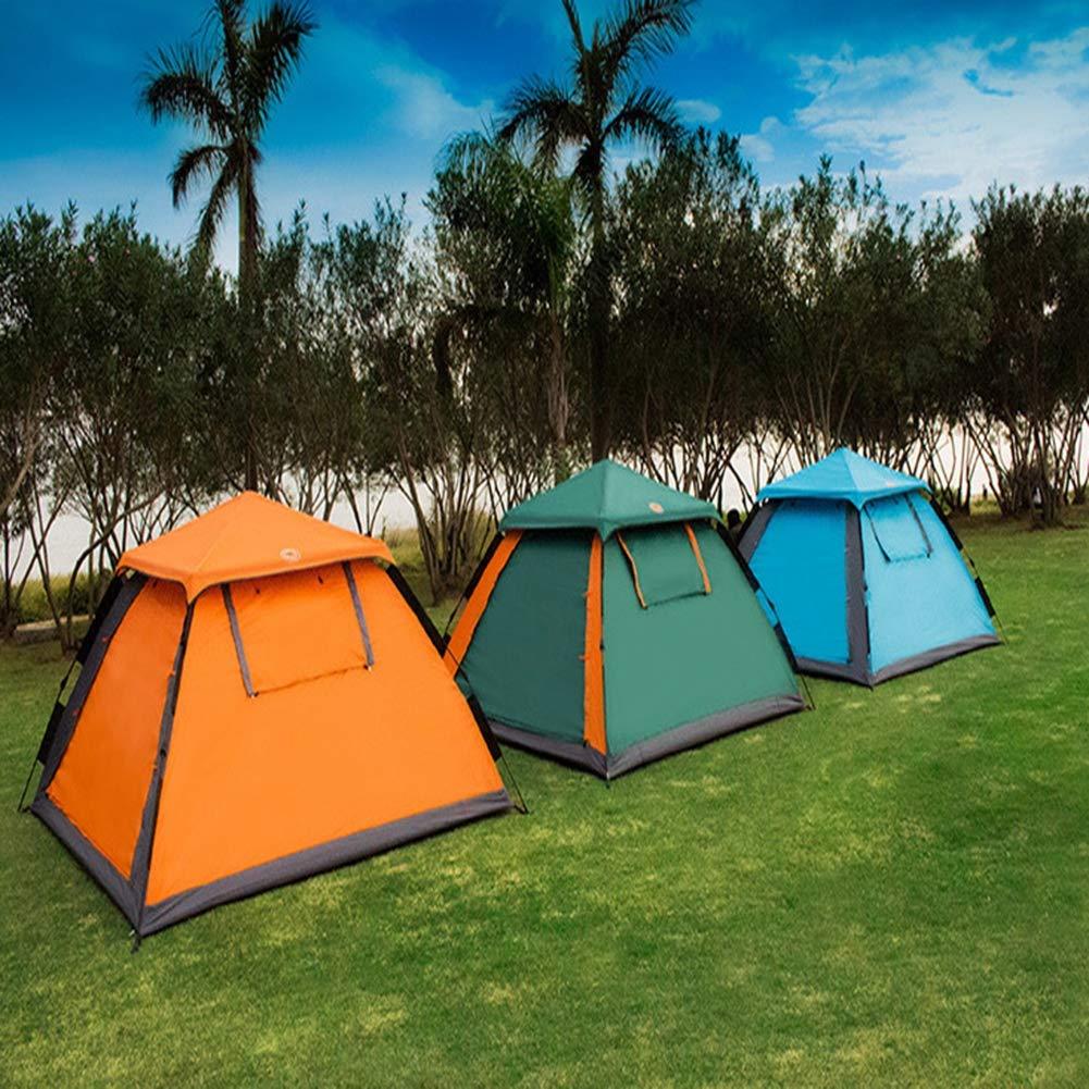 ZZWL Tienda de campaña: la Tienda está Hecha de Tela de poliéster y es Impermeable y Resistente al Desgaste. Adecuado para Playas, Pesca lacustre, Parques, Camping,Yellow: Amazon.es: Deportes y aire libre