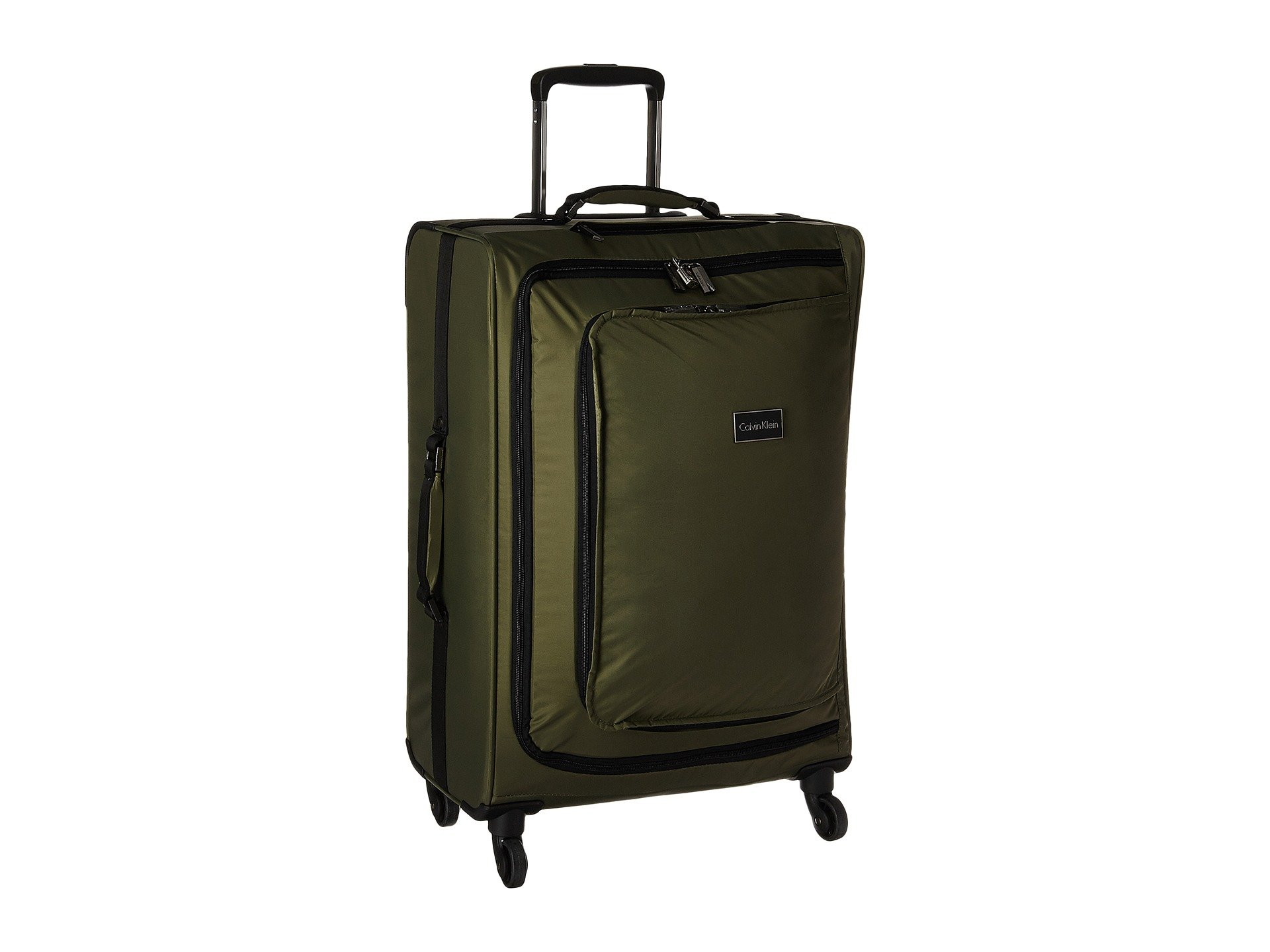 "Flatiron 24"" Upright Suitcase"