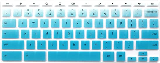 Silicone Keyboard Cover Compatible 11.6 inch HP Chromebook 11 G2, G3, G4, G5, G6 EE, 11.6