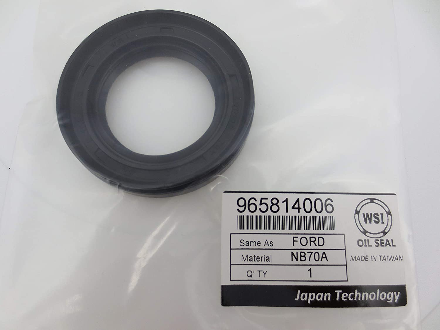 WSI 965814006 Max 60% OFF Shaft Seal Ford differential Max 79% OFF - for
