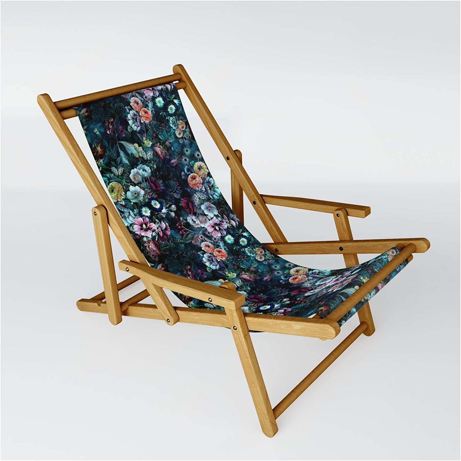 Society6 Night Garden by Rizapeker Award-winning store on One Chair Size Sling - Max 48% OFF