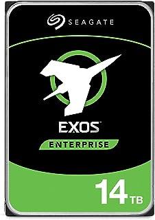 """Seagate Exos X16, 14 To, Disque dur interne d'entreprise HDD, SATA, 3.5"""", pour entreprise et centre de données (ST14000NM0..."""