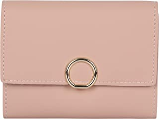 Kinnoti London Women's,PU Genuine Leather Clutch Wallet for Women And Girls Card Holder Bi-fold With Coin Pocket purse Perfect For Casual And Party