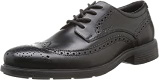 Geox U Dublin B, Zapatos de Vestir Hombre