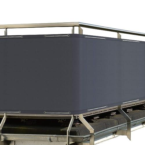 Balkon Zaun Amazon De
