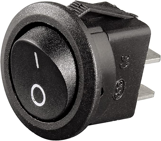 Hama Kfz Schalter Schwarz Elektronik