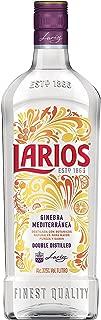 Larios Ginebra Botella plastico 1 litro