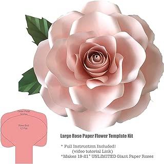 Giant Large Rose 19-21