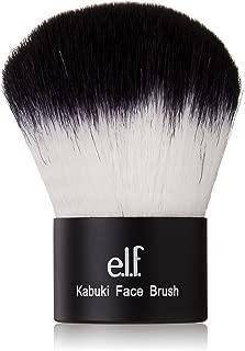 e.l.f. Cosmetics Kabuki Brush, Synthetic Face Brush for Flawless Makeup Application