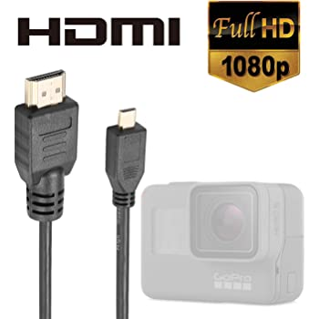 Sony A6000 Camera ASUS Zenbook Laptop 5FT Lenovo Yoga 3 Pro IdeaPad 300 Tablet Simyoung Micro HDMI to HDMI Cable Adapter 4K 60Hz Ethernet Audio Return Compatible for GoPro Hero 7 Black Hero 5 4 6