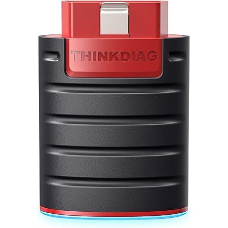 THINKCAR Thinkdiag obd2 スキャンツール 故障診断機 全システム診断 デイライトのコーディング アクテイブテスト iPhoneとAndroid 使用可能