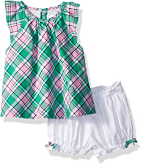 Gymboree Baby Girls Plaid Set