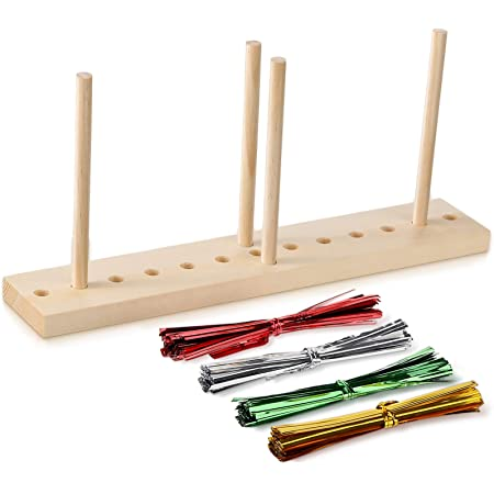 Wooden Bow Maker Craft Tool for Ribbon Wreaths Party Decorations LUTER Bow Maker for Ribbon Gift Bows Corsages