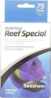 Seachem Laboratories Multitest Reef Special Master Test Kit