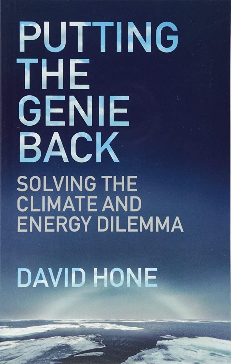 口述法律により手段Putting the Genie Back: Solving the Climate and Energy Dilemma