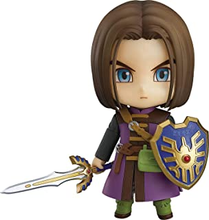Dragon Quest XI: Echoes of an Elusive Age The Luminary Nendoroid Action Figure, Multicolor