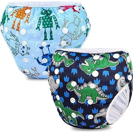Blue Whale Lassig Swim Diaper 6 Months