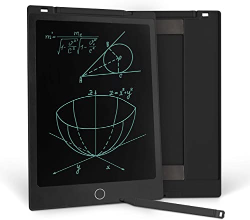 Richgv® LCD Tablette D'écriture 11 Pouces, Tableau de Dessin Effaçable avec Bouton de Suppression, Bloc-Notes, Digita...