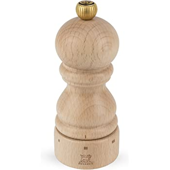 プジョー PEUGEOT ミル ペッパーミル 粗さ調節 12cm 白木 パリ ユーセレクト 23362